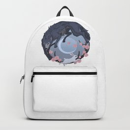 Rabbit and Wolf Backpack