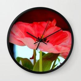 Flat Breed Wall Clock
