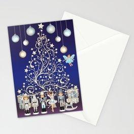 Christmas time - Nutcracker Story on Christmas eve Stationery Cards