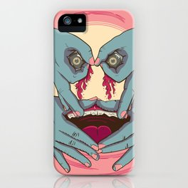 Gang Signs iPhone Case