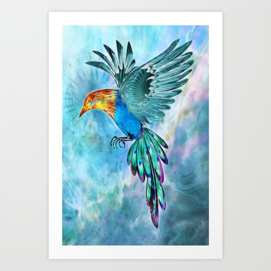 Eternal Spirit Art Print