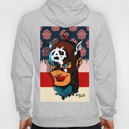 Captian Anarchy Variant W/patterns Hoody