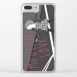 frances ha Clear iPhone Case