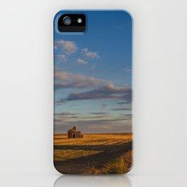 Grain Elevator 17 iPhone Case