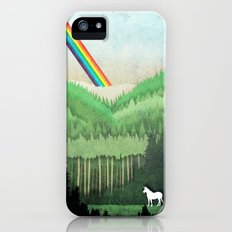 Lost Unicorn iPhone (5, 5s) Slim Case