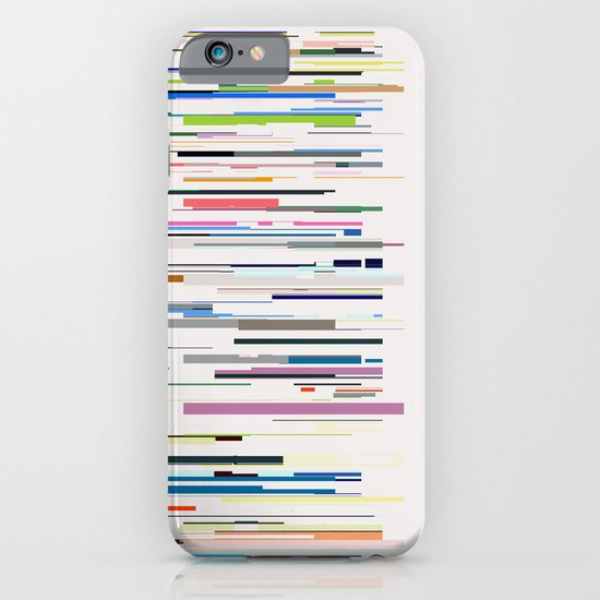 Speed of Light iPhone & iPod Case