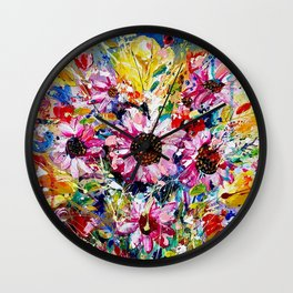Spectacle Wall Clock