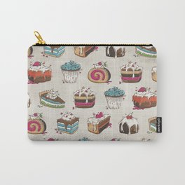 Happy Baker Carry-All Pouch