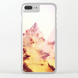 Murex Endivia 2 - The Lonely Mountain Clear iPhone Case