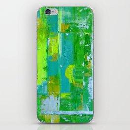 Quietude 1 iPhone Skin