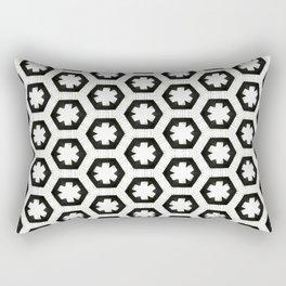 Moroccan Tile Rectangular Pillow