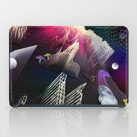 hologram iPad Cases featuring Moonlight Drive by Antonio Jader