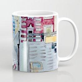 King & George st Toronto Coffee Mug