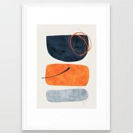 Thia Framed Art Print