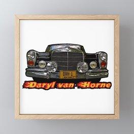 Daryl van Horne Framed Mini Art Print