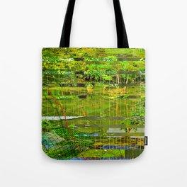 Landscape of My Heart (segment 3) Tote Bag