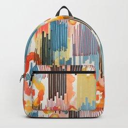 VIVID IKAT Backpack