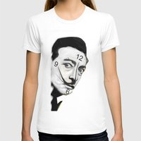 dali T-shirts featuring Dali by Dano77