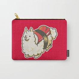 Alpaca Sushi Niguiri III Carry-All Pouch