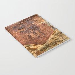 Three Kings Petroglyph - Mcconkie Ranch - Utah Notebook