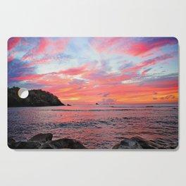 Caribbean Sunset Cutting Board