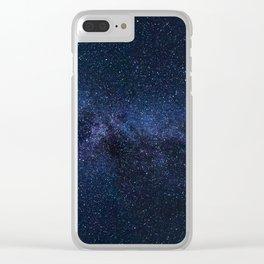 Estrelas Clear iPhone Case