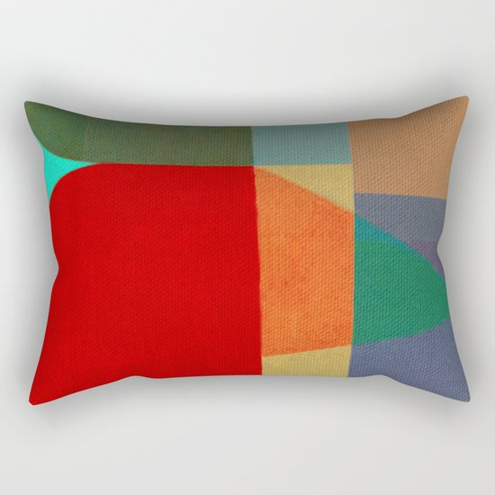 Mr Rooster Rectangular Pillow
