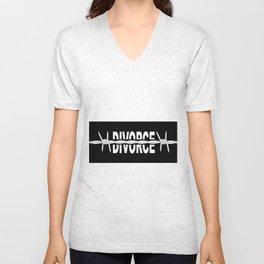 Divoeced Unisex V-Neck