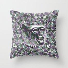 Maria Juana Estevez Throw Pillow