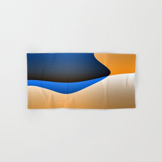 Abstract I Hand & Bath Towel