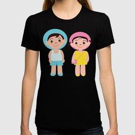 Boy and Girl T-shirt