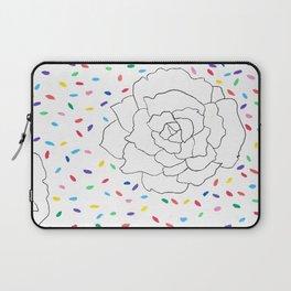 Peony Confetti Fiesta Laptop Sleeve