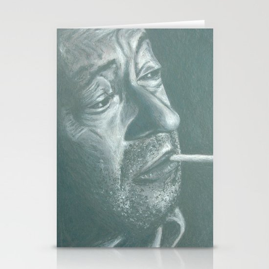serge&gitane! Stationery Cards