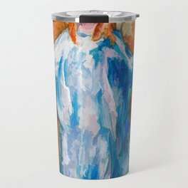 Angel Of Harmony 18x24 Travel Mug