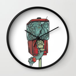 Your Prize Wall Clock