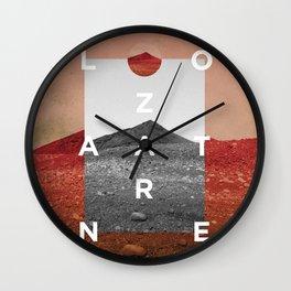 Lanzarote4 Wall Clock