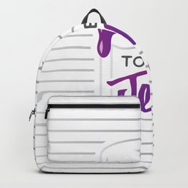 Totes Jelly Jar Backpack