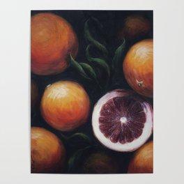 Blood Oranges Poster