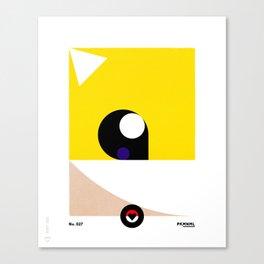 PKMNML #027 SAND SHREW Canvas Print