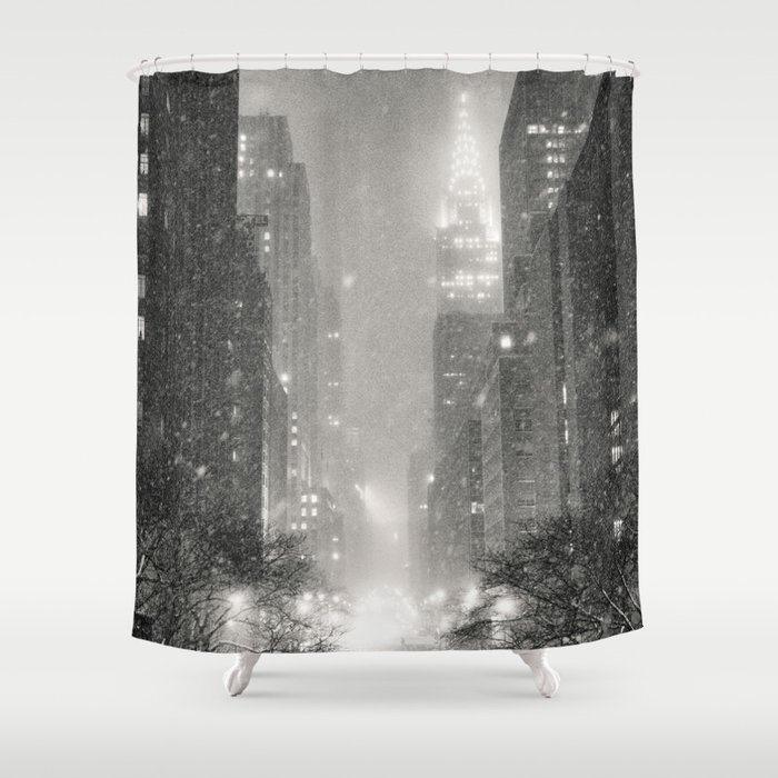 NYC Shower Curtain By Newyorkphotography