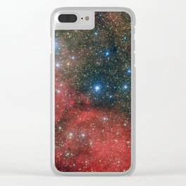 Beautiful universe Clear iPhone Case