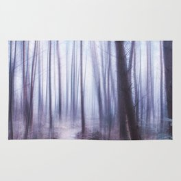 The Frosty Forest Rug
