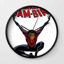 The Amazing Childish Gambino Wall Clock