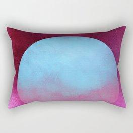 Circle Composition IX Rectangular Pillow