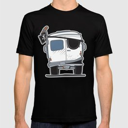 The Booty Wagon T-shirt