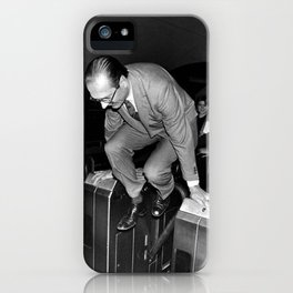 Chirac and the Metro iPhone Case
