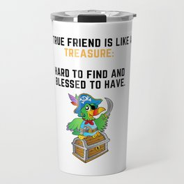 True Friend Treasure Travel Mug