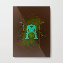 Sound of Cello Metal Print