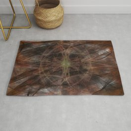 Superficial Disgust Rug