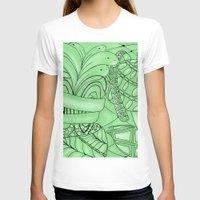 zentangle T-shirts featuring Zentangle by Annalisa Amato Art